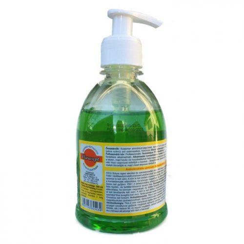 Clarasept fertőtlenítő szappan, pumpás 300 ml-es