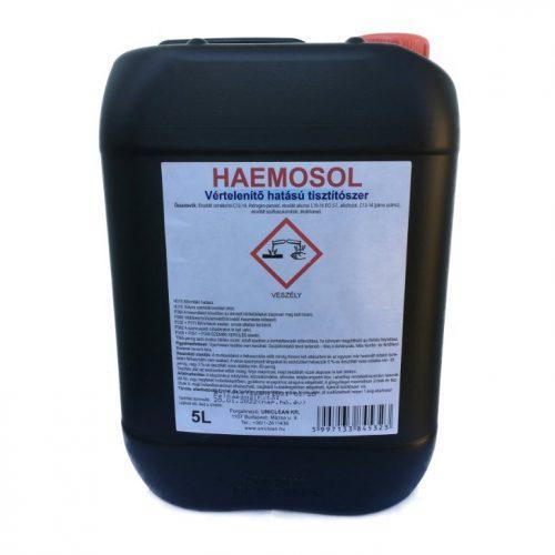 haemosol vértelenítő hatású műszer és eszközfertőtlenítő
