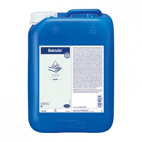 Baktolin Pure folyékony szappan 5l-es