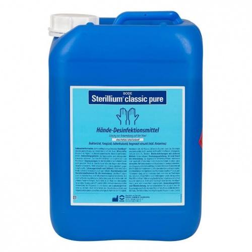 Sterillium Classic Pure kézfertőtlenítő 5l-es